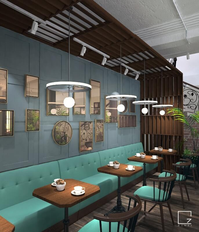 Cafe Hoàng Cầu