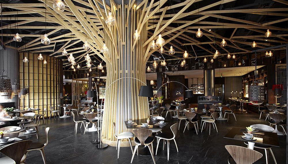 Làm sao để thiết kế nhà hàng hiện đại & sang trọng