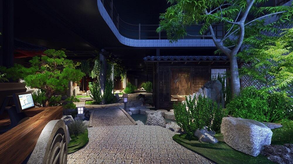 Kimono Restaurant 1