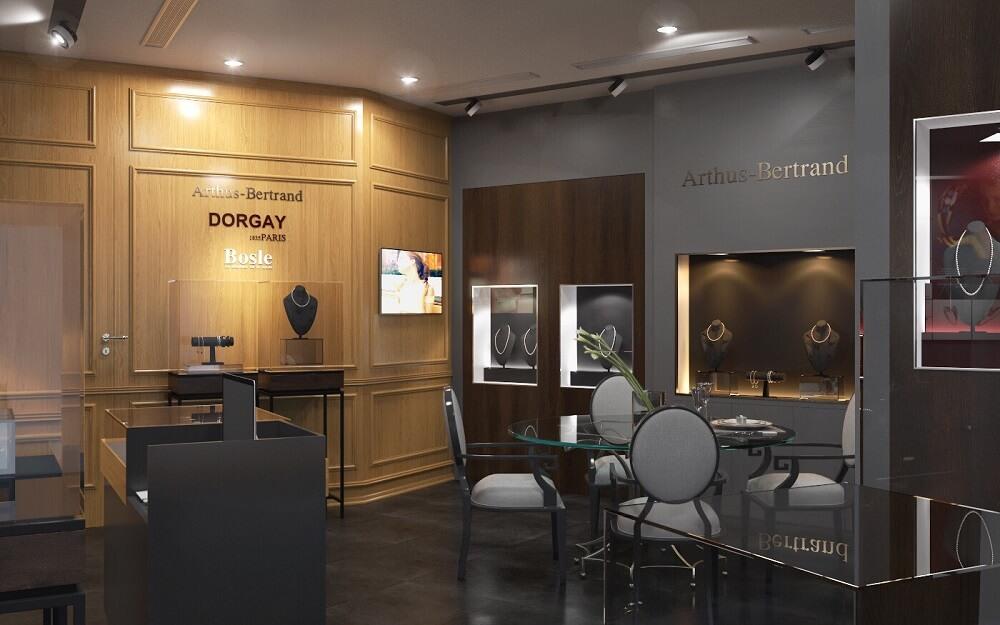 Dorgay Paris Boutique 2