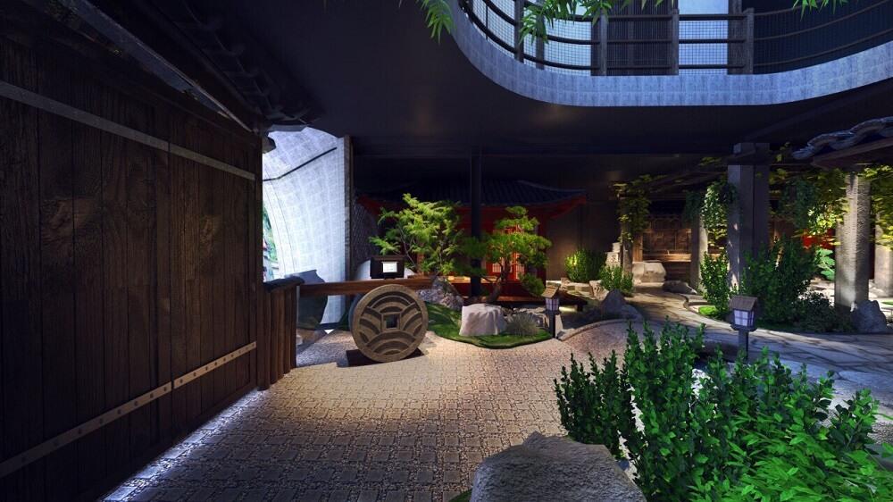 Kimono Restaurant 4